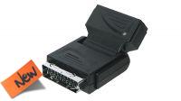 Adaptadores Coaxial RF/Coaxial F/S-Video/Euroconector