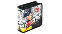 Arquivador 24 CD/DVD Disney 155x160mm