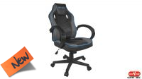Cadeira Gaming FURY AVENGER S negro-cinza