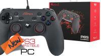 Comando GAMEPAD GENESIS P65 (PS3/PC)