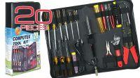 Kit de ferramentas de computador 20 peças