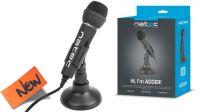 Microfones - Natec