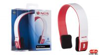 Auscultadores NGS Bluetooth
