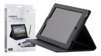 Kit para iPad com capa, caneta stylus e protector de ecrã