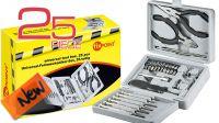 Estojo de ferramentas para computador 25 peças rígido