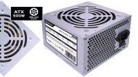 Fonte de alimentação 500W ventilador Silent 120mm